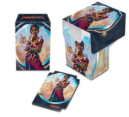 Ultra Pro Magic Kaladesh Saheeli Rai Force Deck Box