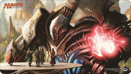 Ultra Pro Magic Kaladesh Combustible Gearhulk Playmat