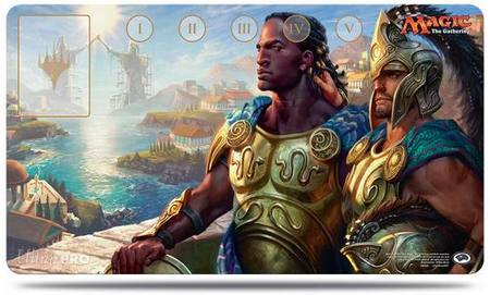 Ultra Pro Magic Commander 2016, Kynaios and Tiro of Meletis Playmat