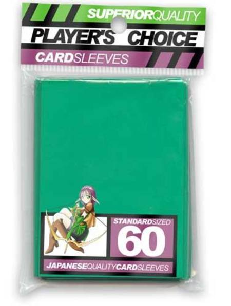 Player's Choice Green Sleeves