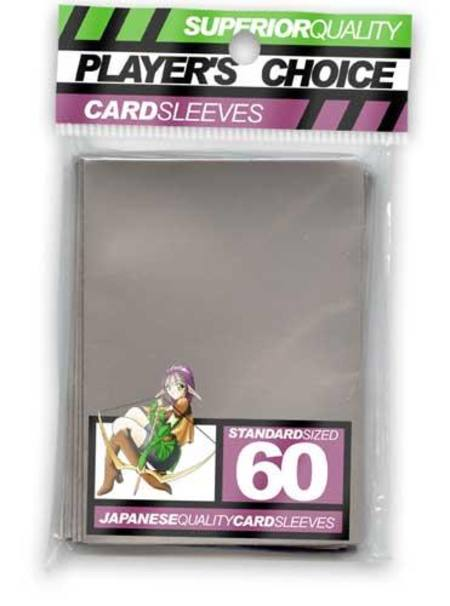Player's Choice Silver Sleeves