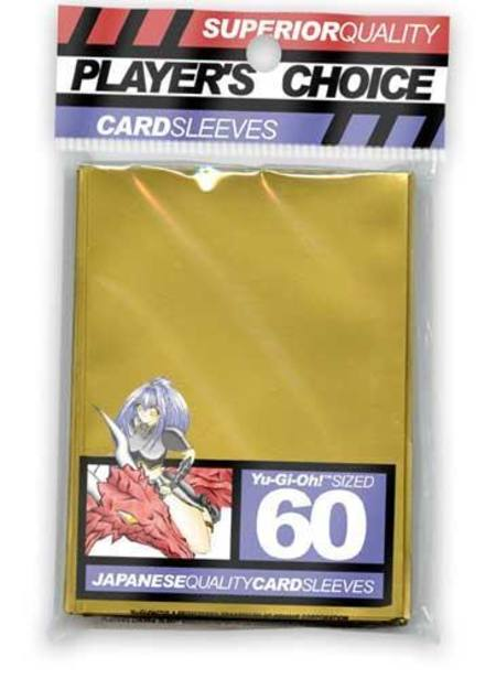 Player's Choice Yu-Gi-Oh! Gold Sleeves