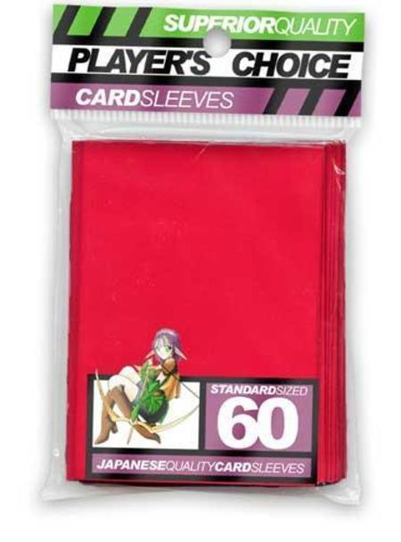 Player's Choice Yu-Gi-Oh! Red Sleeves