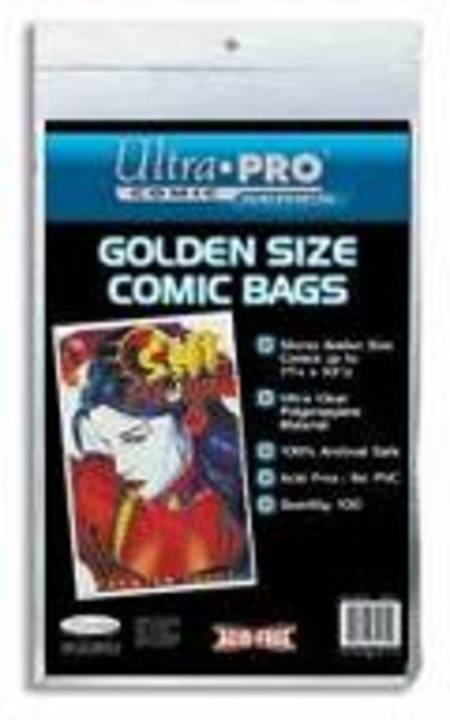 Ultra Pro Golden Age Comic Bags