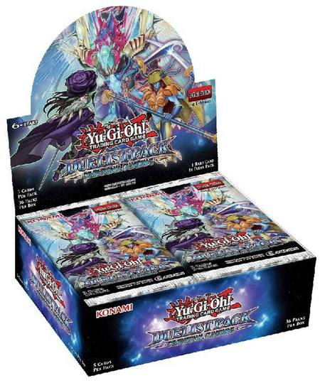 YuGiOH Duelist Pack Dimensional Guardians (36CT) Booster Box